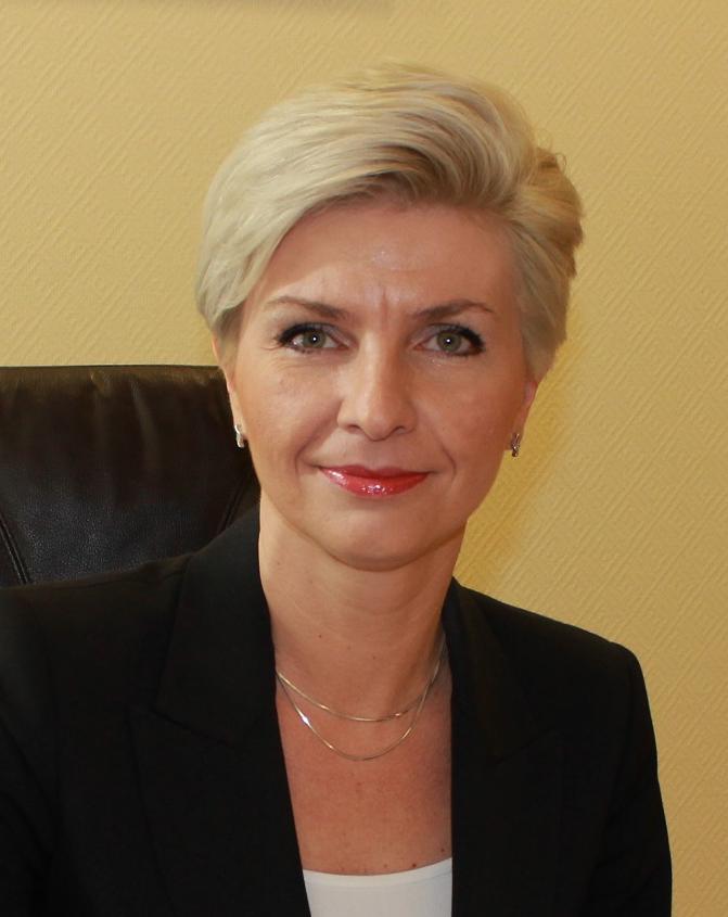 Wiceprezydent - Anna Krzysteczko